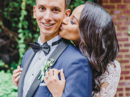 Ali & Nemanja | The Four Seasons Georgetown Wedding | Wedding Florist in Washington DC