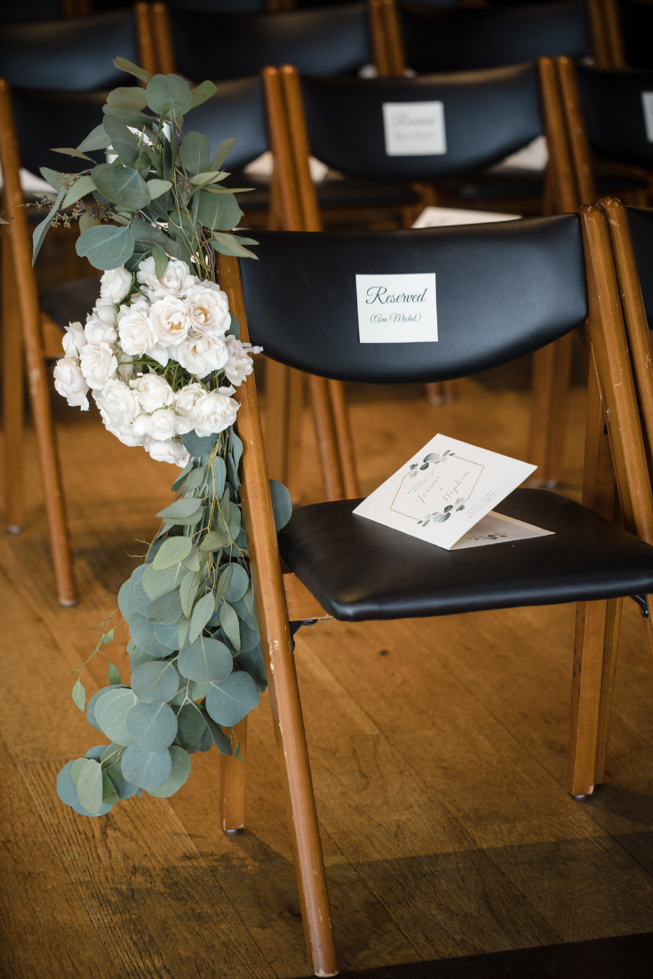 Designs by Oochay DC MD Wedding Florist District Winery Wedding