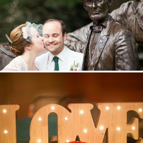 President Lincoln's Cottage Wedding | Washington, DC | Laura & Aldo
