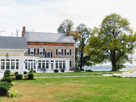 Springfield Manor Winery & Distillery Wedding | Paige & Jon