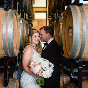Jennifer & David | District Winery Wedding | Wedding Florist in Washington DC