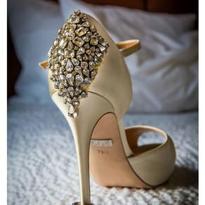 The Villa, Beltsville, MD Wedding | Blush & Gold