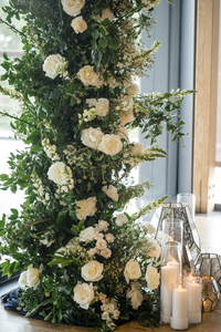 Designs by Oochay DC MD Wedding Florist District Winery Wedding