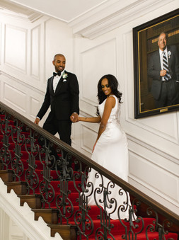 Anderson House DC Wedding_Designs by Ooo