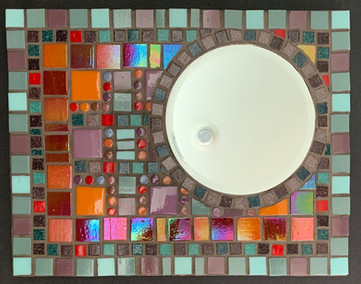 Patterned Mirror