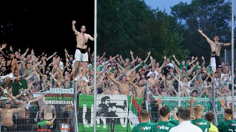 01. FC Dornbirn - Austria Lustenau
