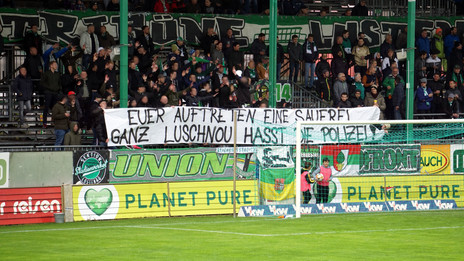25. Austria Lustenau - SK Vorwärts Steyr