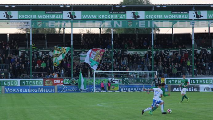 30. Austria Lustenau - FAC