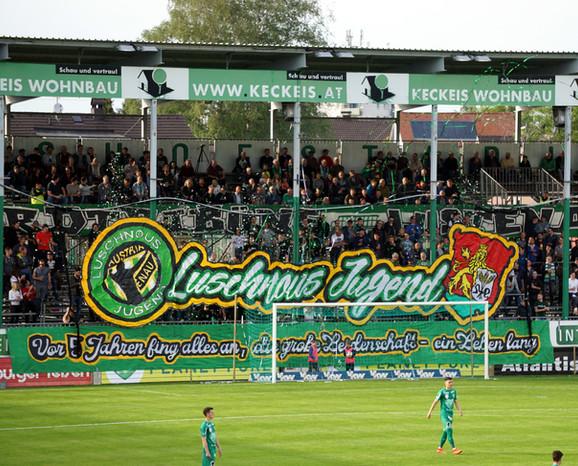 27. Austria Lustenau - SV Ried
