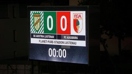 Freundschaftsspiel: Austria Lustenau - FC Augsburg