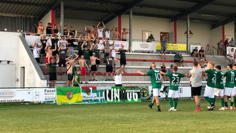 ÖFB CUP 1. Runde: ATSV Stadl-Paura - Austria Lustenau