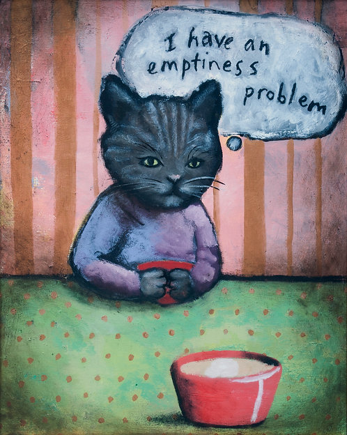 I Have an Emptiness Problem