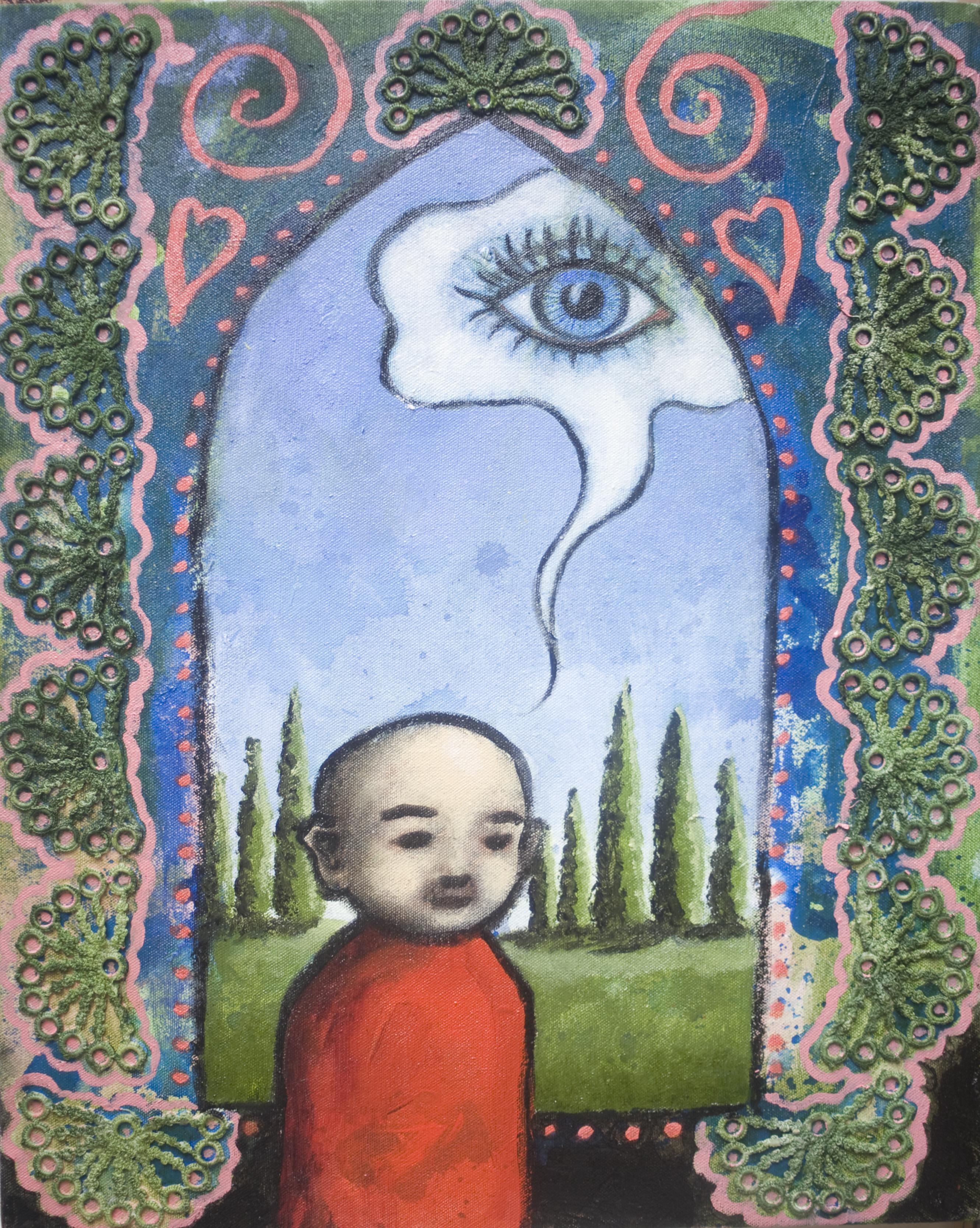 Eye Dream (Eyelet)