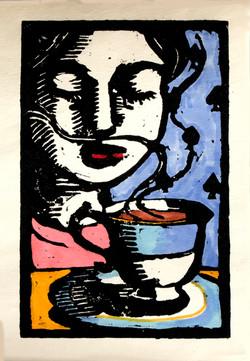 Tea (blue)