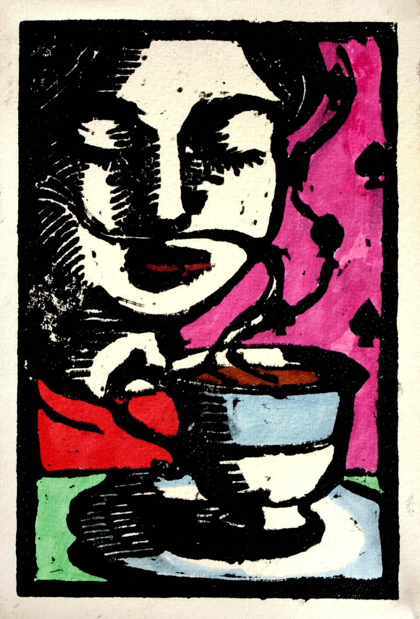 Tea (pink)