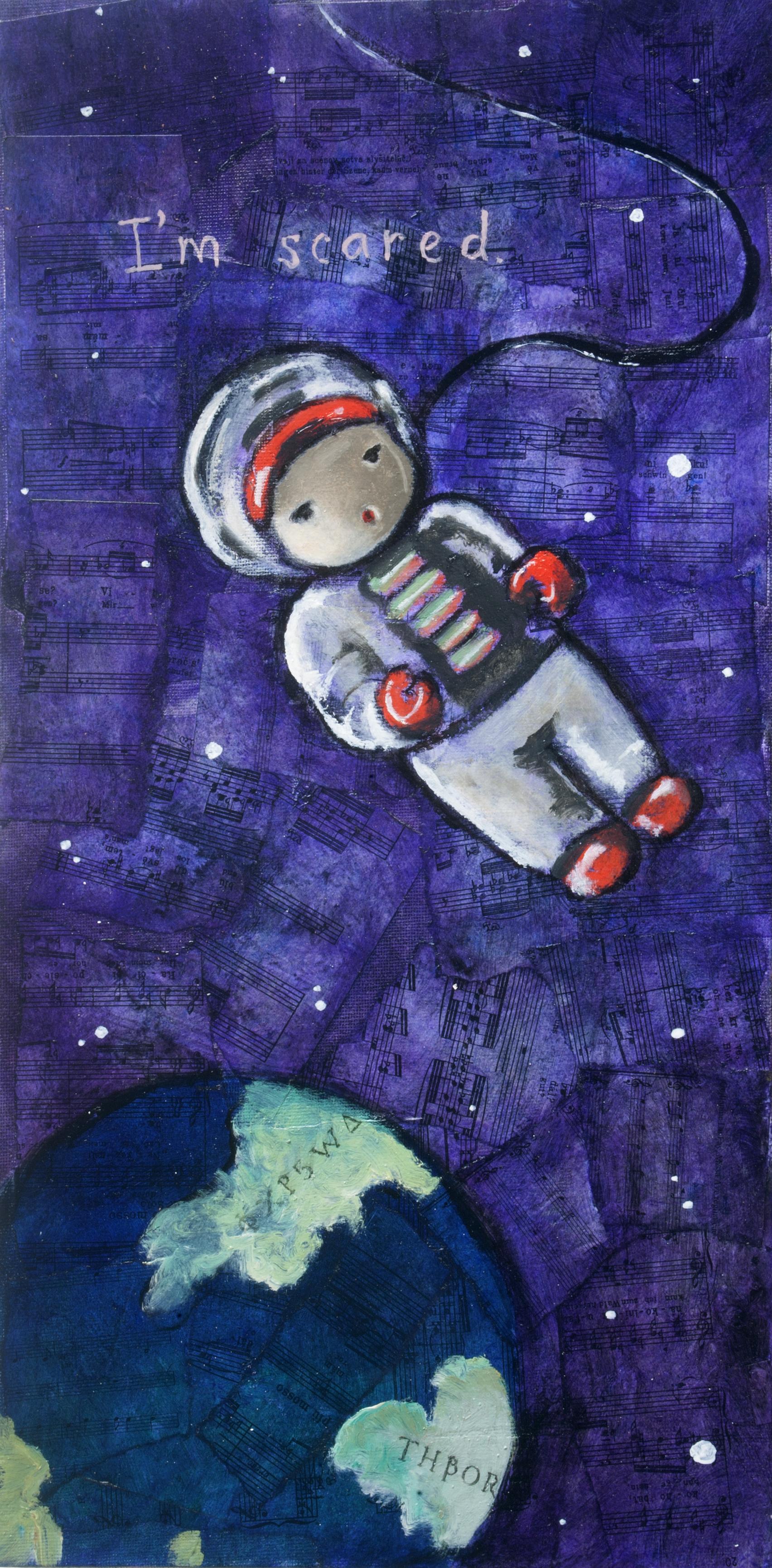 Cosmonaut (I'm Scared)