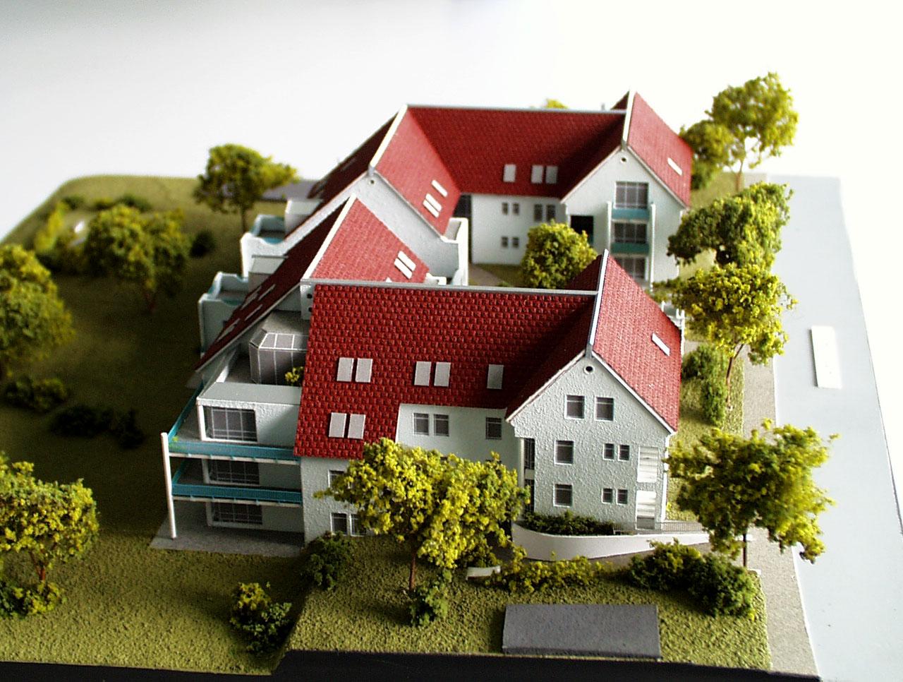 Vacherstraße Modell