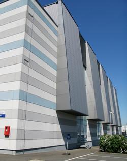 Kurz Verwaltungsgebäude