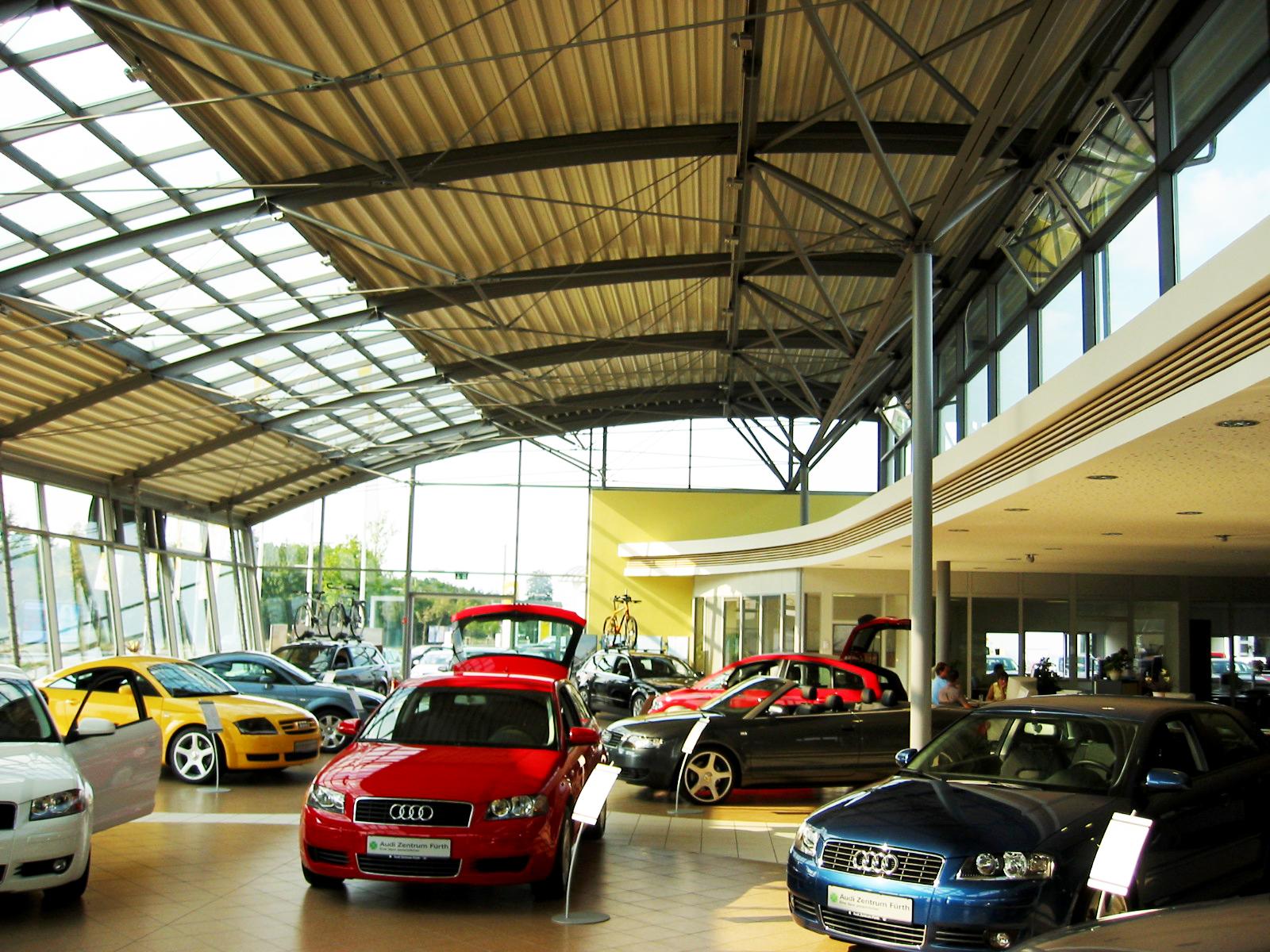 Audi-Zentrum, Fürth