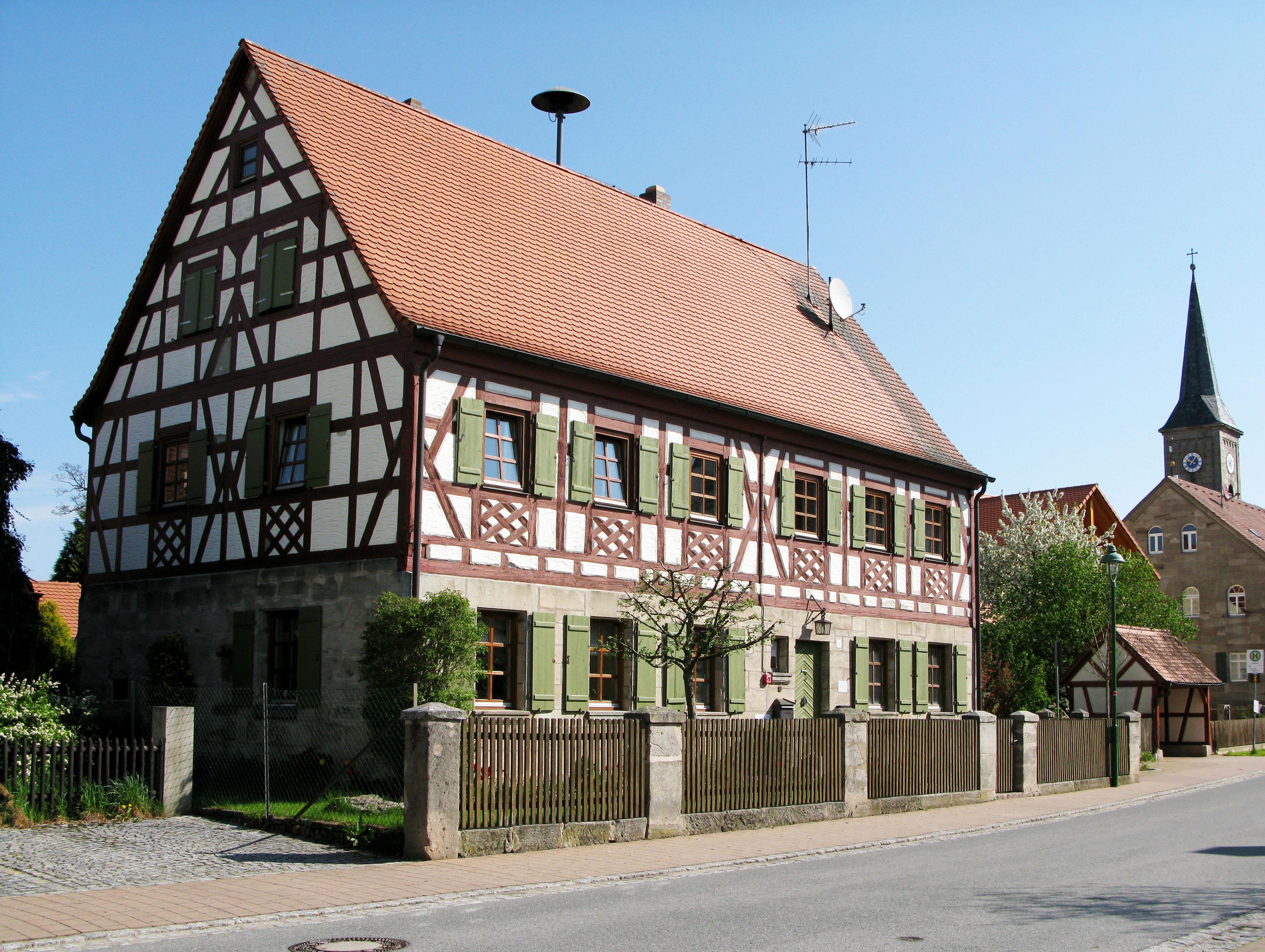 Altes Schulhaus, Keidenzell