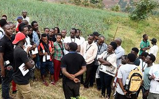 Unprecedented Empowerment Self-Defense Movement led by ESD Global Graduates in DR Congo