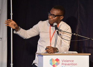 ESD Global Graduate Raises His Voice Against Violence in Nigeria