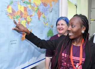 ESD Global & EL HaLev Mobilize Efforts Against Violence