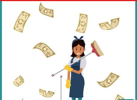 แม่บ้านยืมเงิน ควรให้หรือไม่ให้ดี?