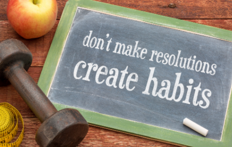 Why You Don't Need a New Year's Resolution
