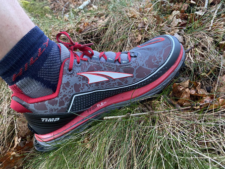 Kit review - Altra Timp