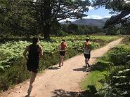Guided Trail Runs