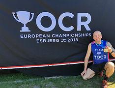 Odyssey PT at OCR European Championships