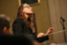 Alicia Galli conductor