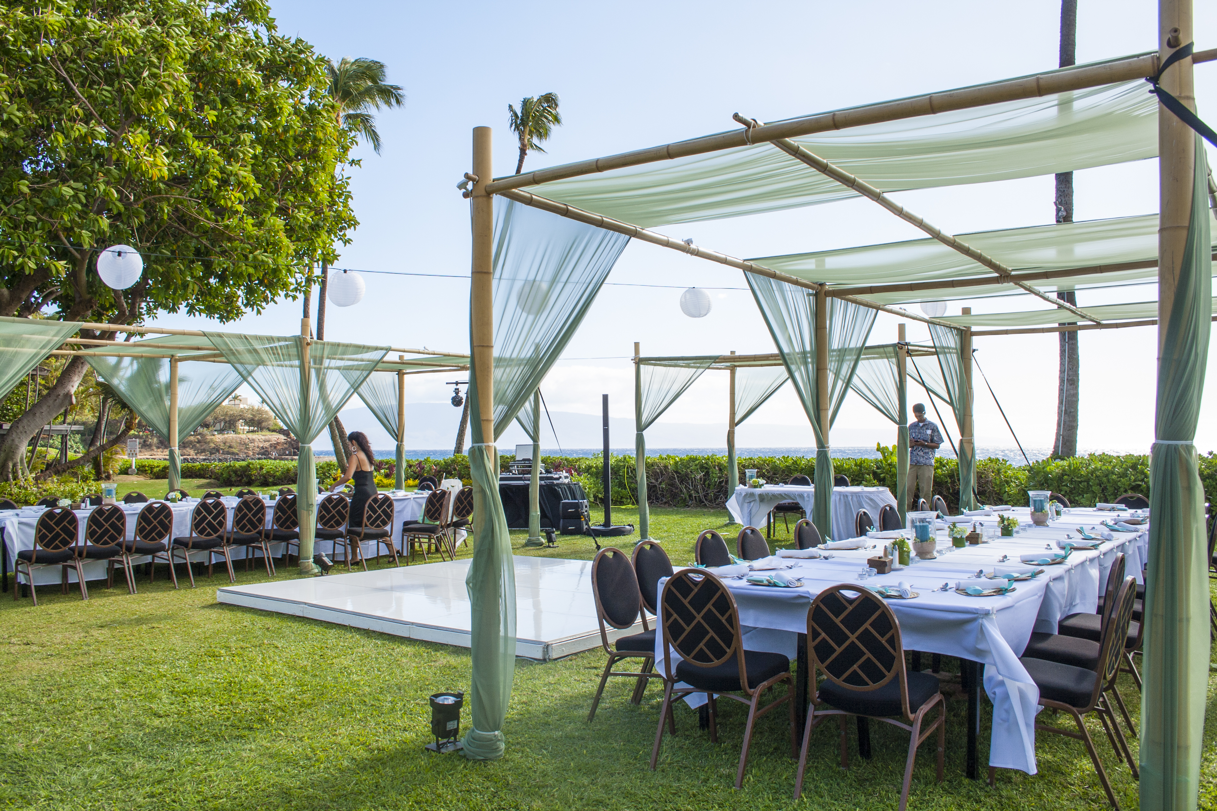 Sheraton Maui Resort wedding