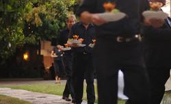 Wedding reception by Grace Weddings