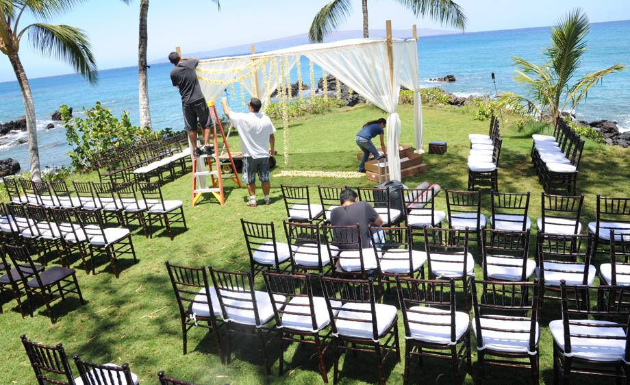 Honua Kai Lani Estate Wedding