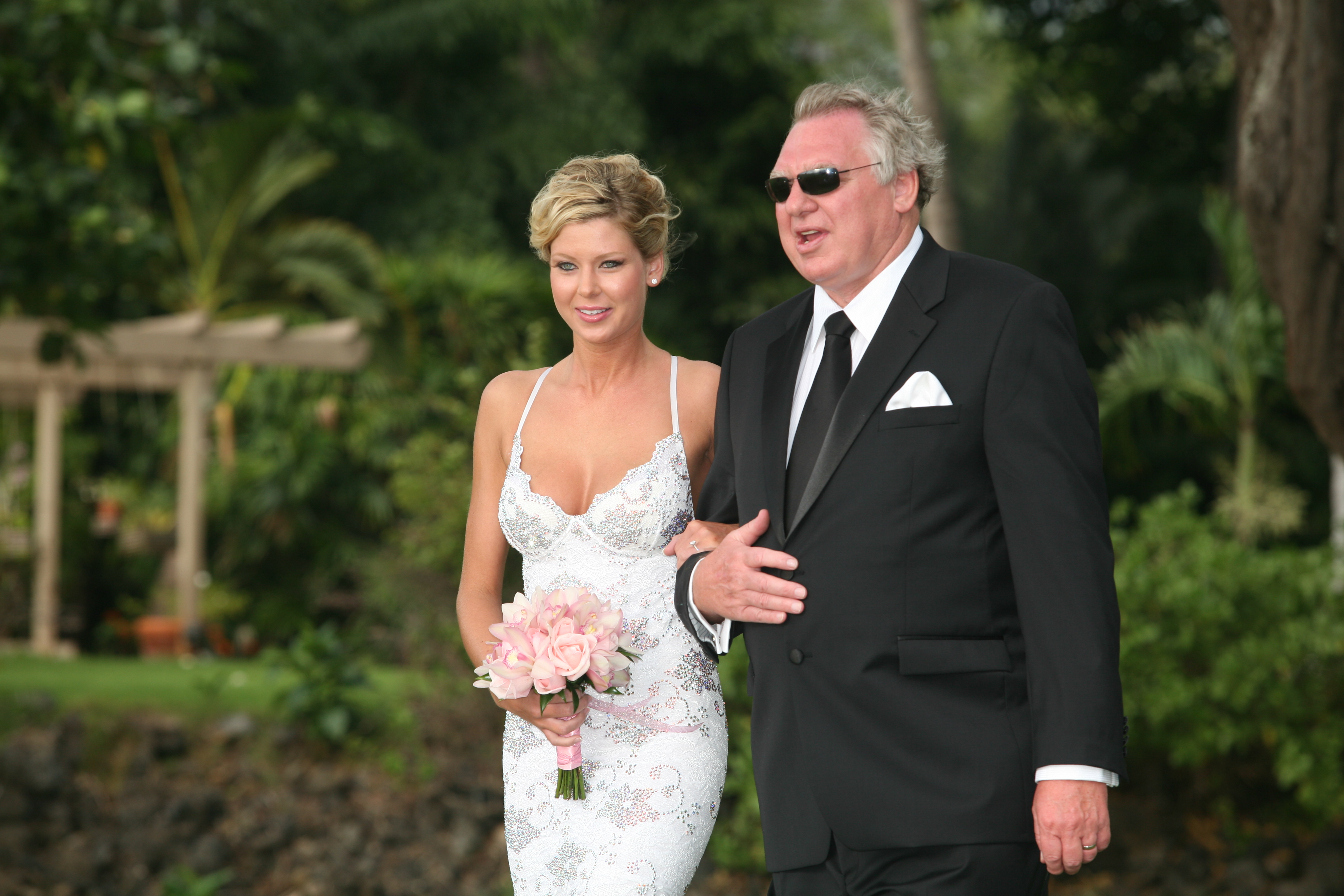Tanya & Dad