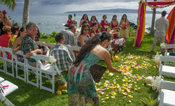 Wedding set-up by Grace Weddings