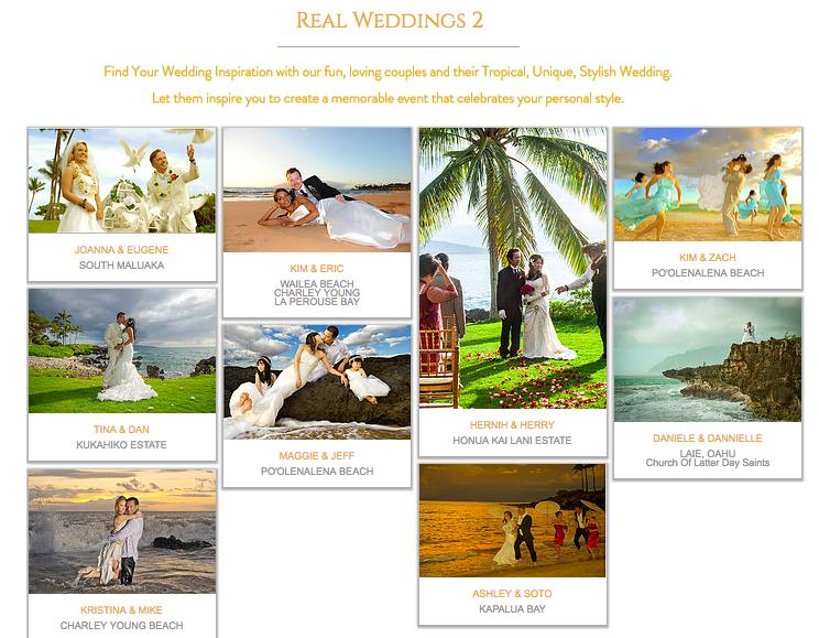 REAL WEDDINGS 2