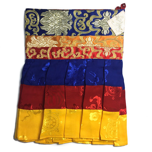 香布 三色 3.5尺 Shambhu Cloth 3 Color 35x100cm
