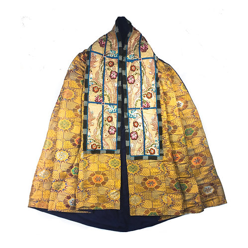 上師袍 高級厚磅布料 (B) Master Coat