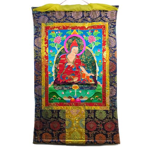 上師-6 堆繡 唐卡 Thangka 85x136cm