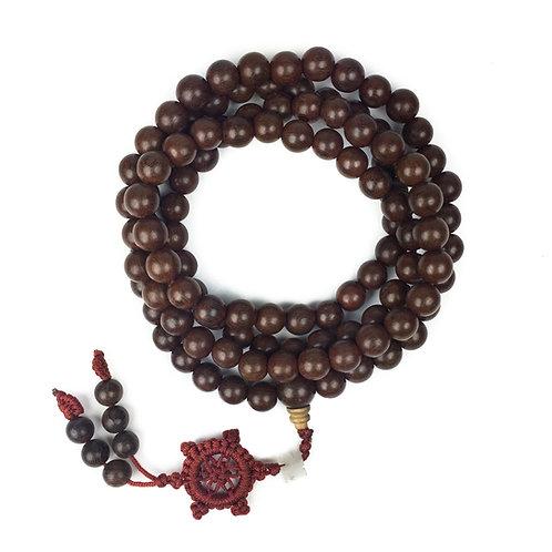 9mm 唸珠 木珠 108 wood prayer beads