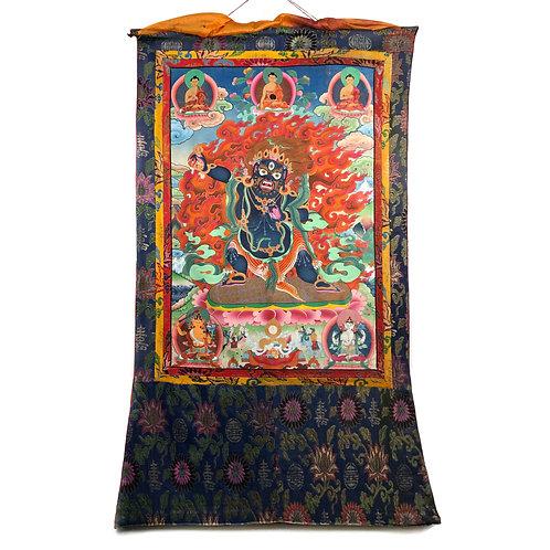 金剛手菩薩 (A) 唐卡 Vajra Pani Thangka 75x130cm
