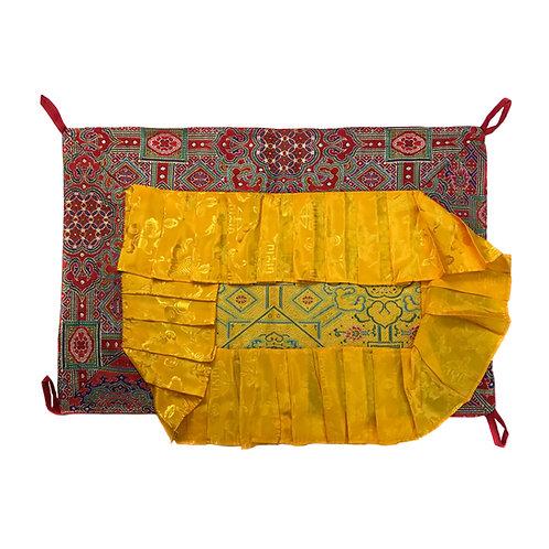寶蓋-長方形 (紅邊) Ceiling cloth Long 60x40 cm