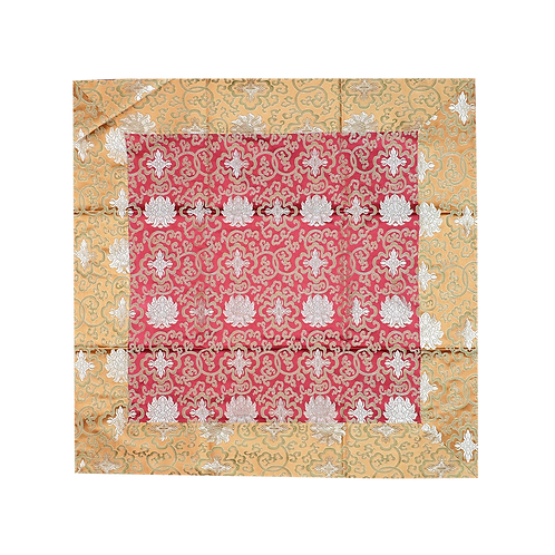 方形桌布 (紅) Table cloth Square (red) 90x90cm