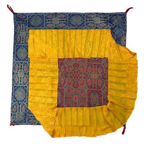 寶蓋 (藍邊) Ceiling Top cloth 85 cm