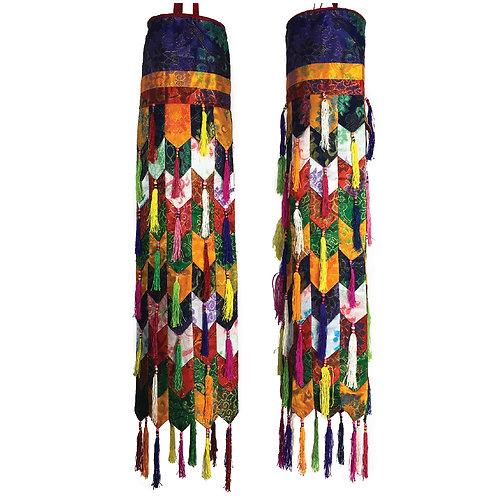 3 尺 寶幢 一對 Chokur 3 Feet (90 cm) 1 Pair