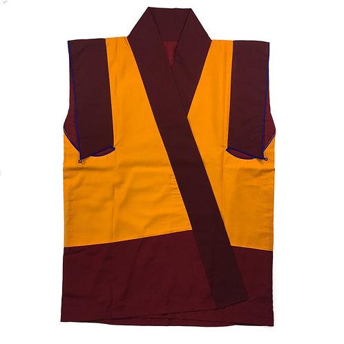 上師/喇嘛 無袖 上衣 XL 55x73cm Lama shirt