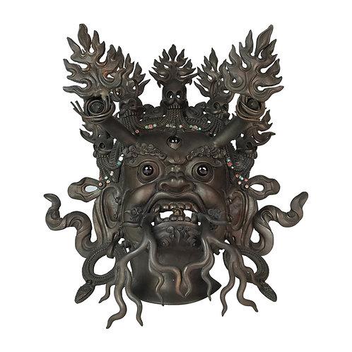 護法 面具 Wrathful Mask (5)